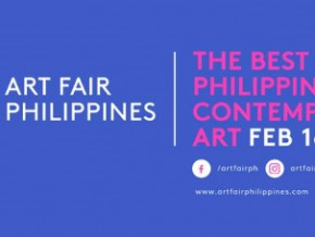 The country's premium destination for contemporary art: Art Fair Philippines 2017