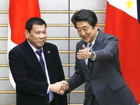 PH President Duterte and Japanese Primer Minister Abe to meet again in November