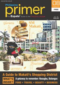 Philippine Primer – Volume 5