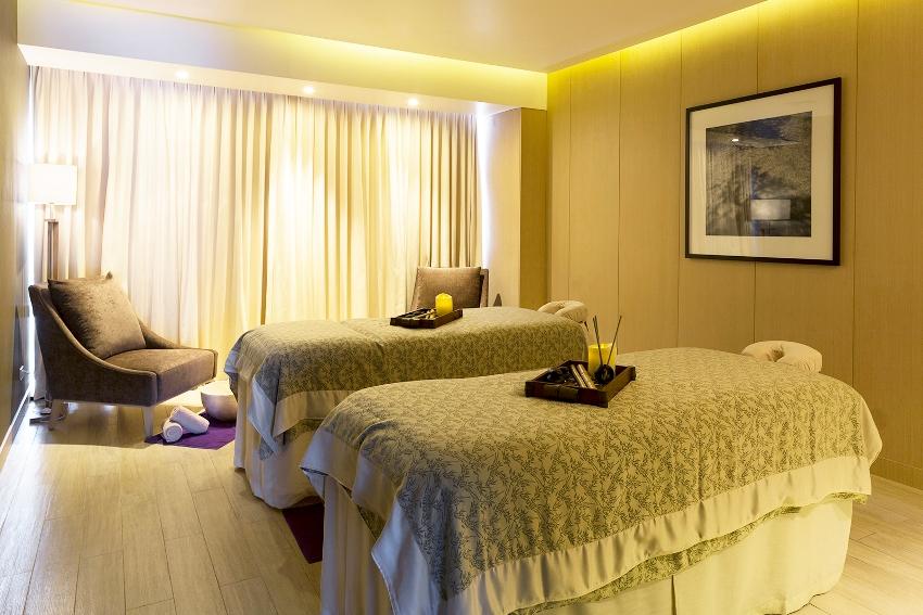 Nobu Spa Treatment Room