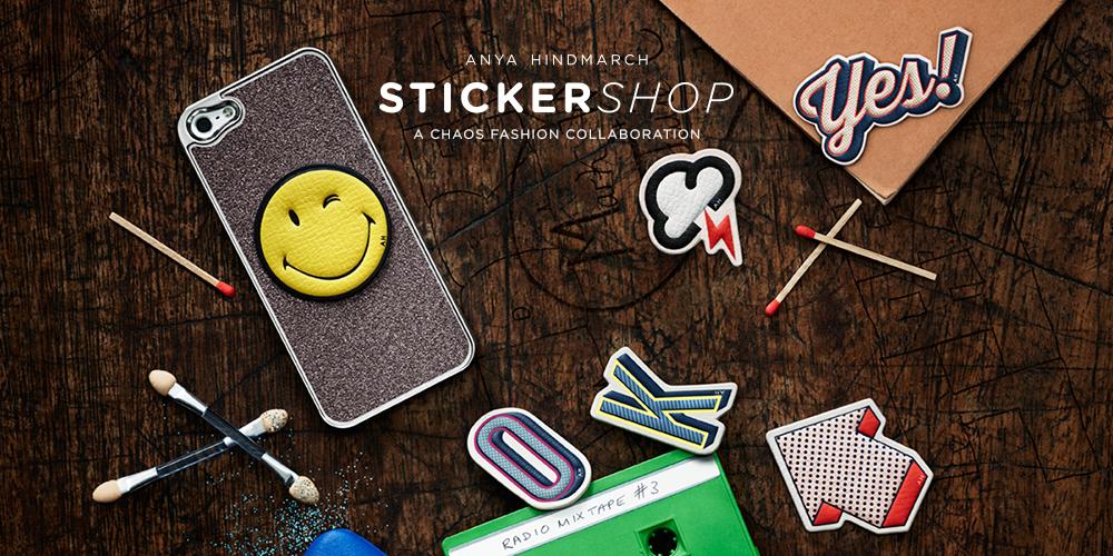anya hindmarch sticker shop philippine primer. Black Bedroom Furniture Sets. Home Design Ideas
