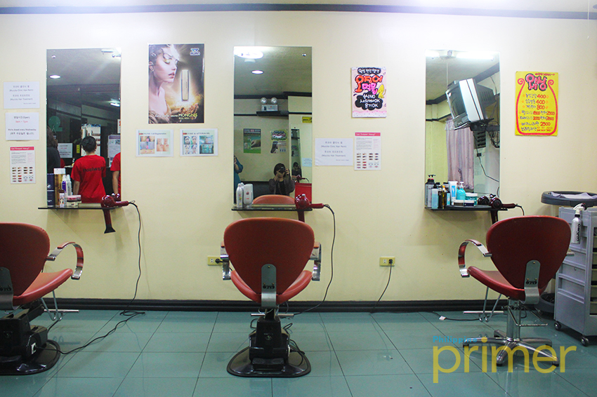 Korean hair salons in manila korean hair salons in for Acme salon san francisco