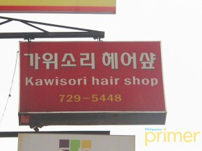 Get your authentic Korean hair fix at Kawisori Hair Salon