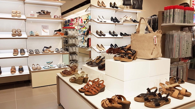 Bata has 5000 retail outlets in 70 countries, with a strong presence in India and a factory in Thailand since the 1970s.