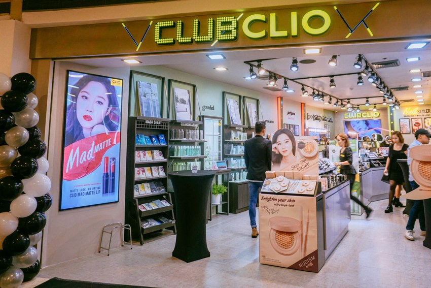 Korean beauty brand Club Clio is now in Manila | Philippine Primer