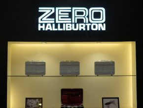 Strength, security, and durability: Zero Halliburton at S' Maison Conrad