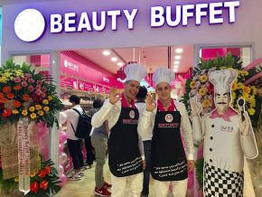 Beauty Buffet opens its doors in the Philippines