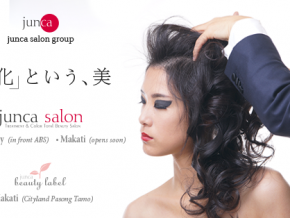Junca Salon in Makati: Providing First-Class Japanese Total Beauty Experience