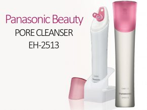 REVIEW: Panasonic Beauty Pore Cleanser for deep and effective facial cleansing