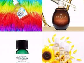 7 Types of oils for your skin, hair and more