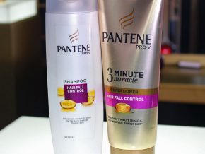 Pantene: Fight off hair fall and pollution