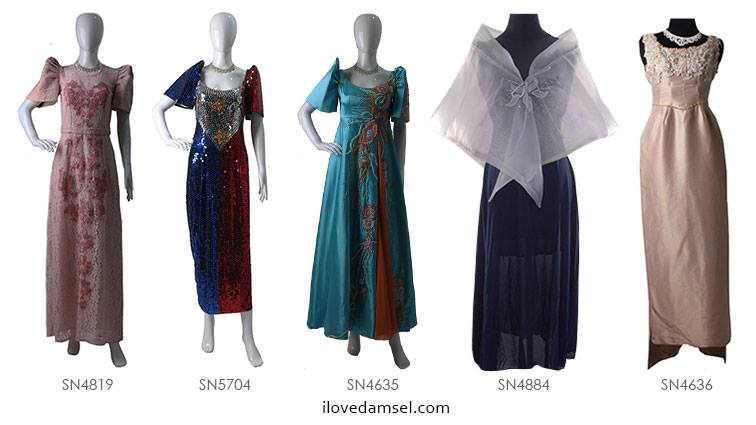 Where to Rent and Buy Filipiniana Attire in Metro Manila ...