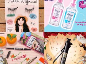 Popular Japanese beauty brands in PH