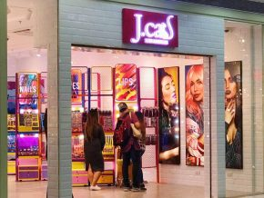 J.Cat Beauty in BGC: Release the inner vixen in you