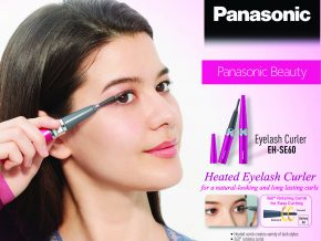 Panasonic Eyelash Curler: Revolutionizing natural and long lasting curls
