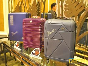 Samsonite Philippines adds more color through Kamiliant