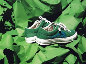 Tyler the Creator x Converse Second Golf Le Fleur* Collaboration