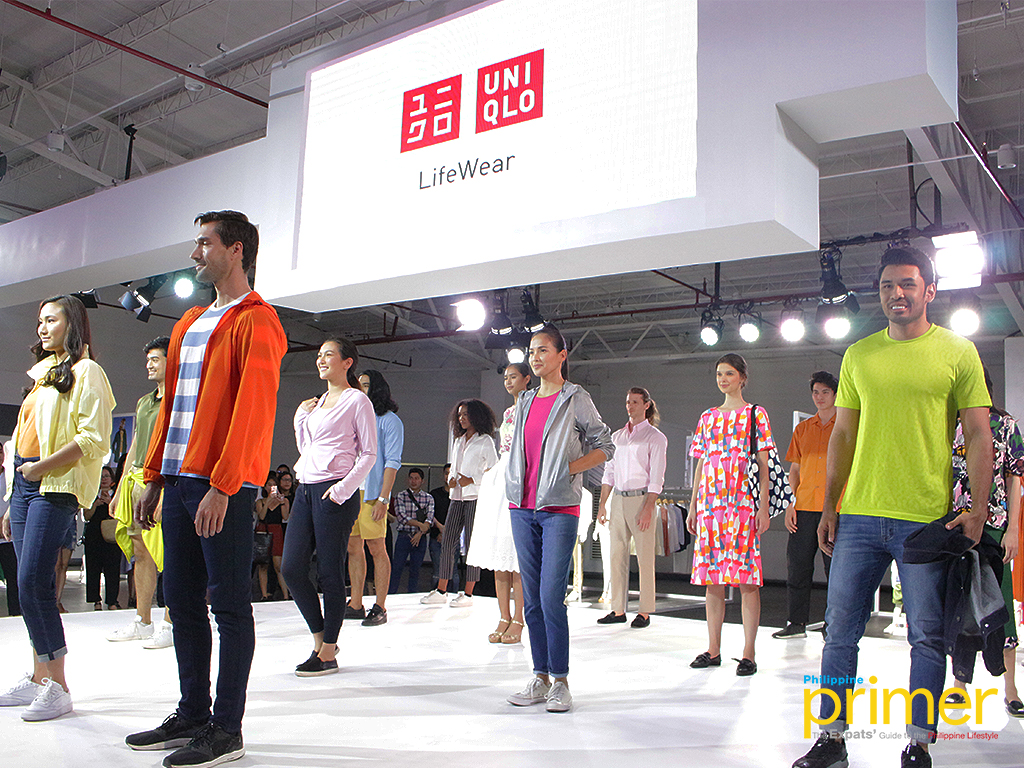 Look Uniqlo S Spring Summer 2018 Collection Philippine Primer