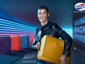 American Tourister's Curio Is Made for Youthful and Stylish Travelers