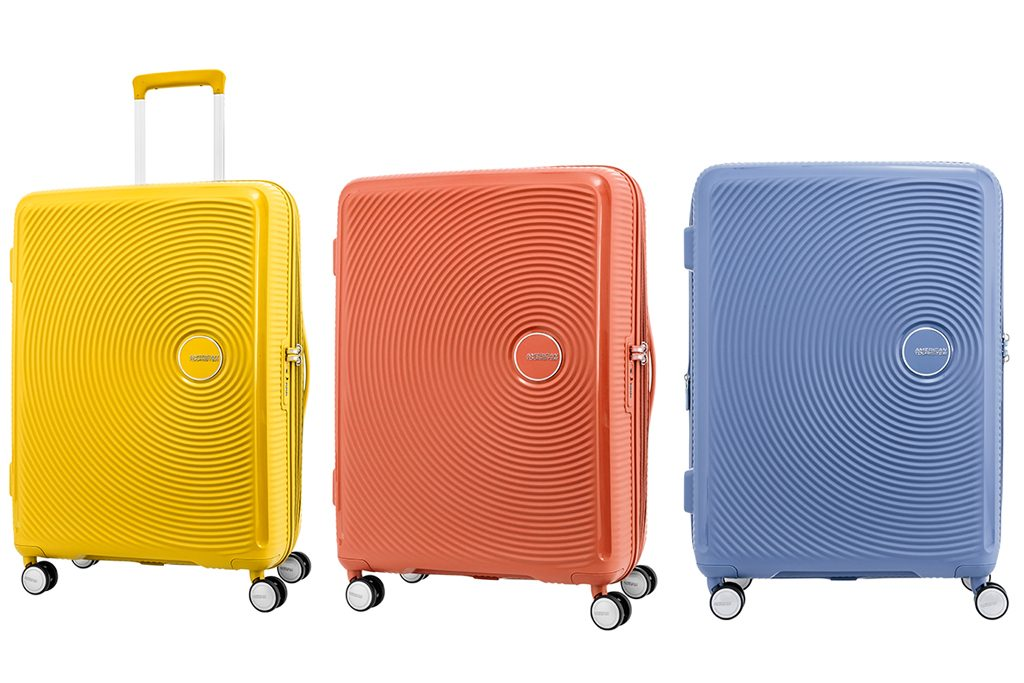 American Tourister s Curio Is Made for Youthful and Stylish ... 2f62d24c09