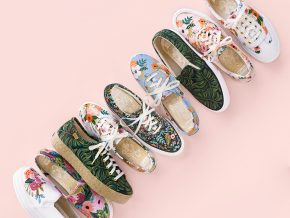 Keds Launches An Expanded Third Collection with Rifle Paper Co.