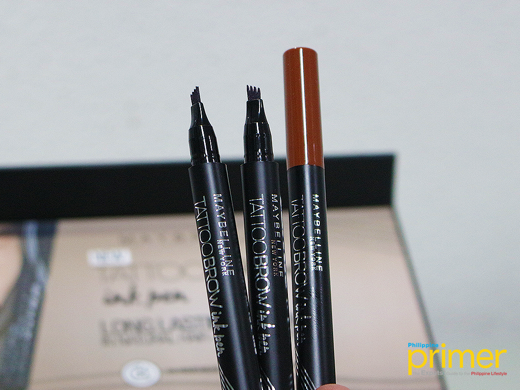71da51ad0f7 With brow microblading on the rise due to the demand for all-day brow  perfection, Maybelline introduces the new Tattoo Brow Ink Pen that gives  24-hour long ...