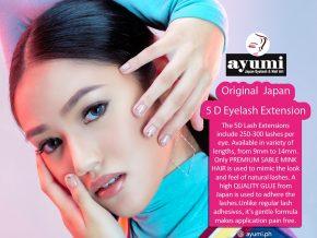 Ayumi: Offering Japan Quality Eyelash Extensions in PH