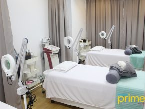 Korean Aesthetic Center O2 Skin Lab Opens in BGC
