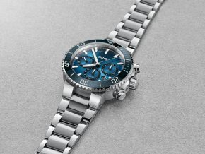 Watchmaker Oris Releases New Collections for a Cause