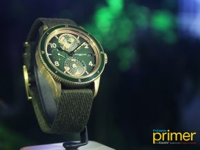 Montblanc and Rustan's Unveil New Montblanc 1858 Collection Timepieces