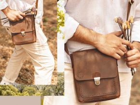 Handcrafted By Harl's: Handmade Leather Products For Sustainability