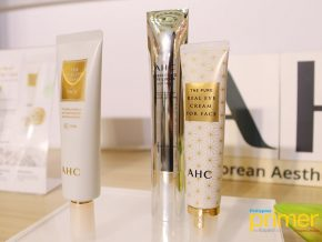 Korean Cult Beauty Brand AHC Officially Launches in the PH