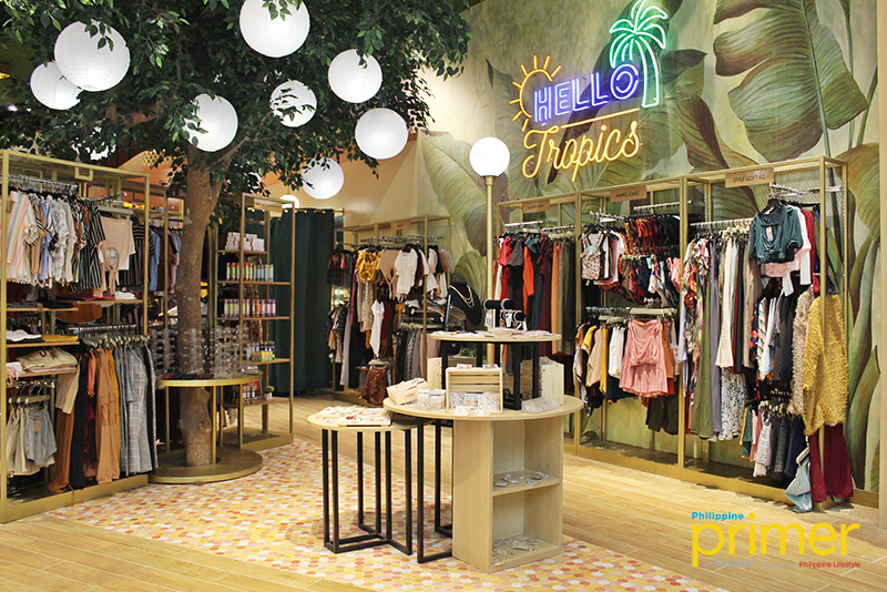 Paragon By The Penthouse A Modern Shopping Experience Philippine Primer