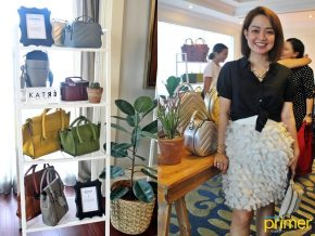 KATRE Introduces Quilted Handbag Collection in 10th Anniversary Celebration
