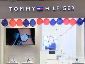 Tommy Hilfiger Opens Its First Watch Store in PH
