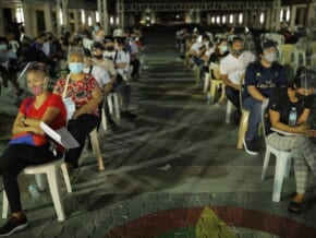 """QC Begins """"Bakuna Nights"""" for A4 Workers"""