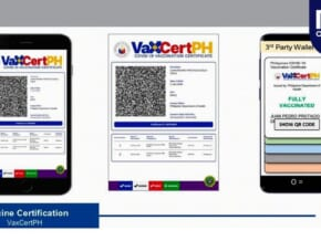 VAX Certificate is Now Available in PH