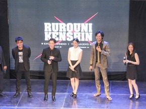 Rurouni Kenshin Premieres in SM Megamall