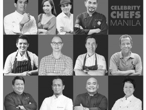 PRIMER MAGAZINE August Issue: STAR CHEFS MANILA