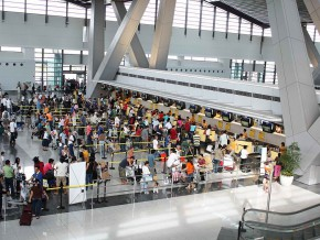 NAIA Terminal Fee Integration: Moved to November 1