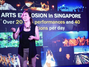 Launch of Singapore's 'Best Weekend Ever' in Manila