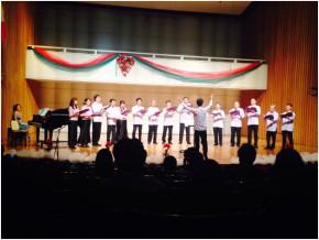 La Mer with Manila Glee Club Holds Twilight Concert 2014