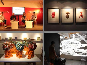 Contemporary Art Fair 2015 (A Review)
