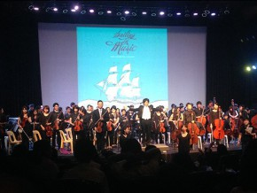 Sail Around the World with Worldship Orchestra