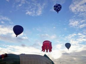The 19th Philippine International Hot Air Balloon Festival