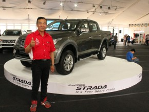 Mitsubishi: The All-new Strada
