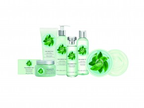 The Body Shop Launches Fuji Green Tea Collection