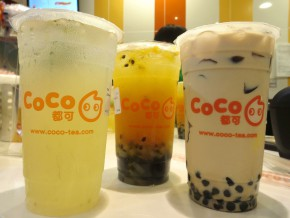 CoCo Fresh Tea and Juice: Enjoy The Summer On-The-Go Experience!