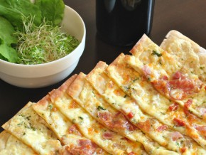 C' Italian Dining Salcedo: Buy 1 Entrée Get 1 Panizza Limited Promo with VISA Card Holders