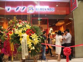 Ramen Nagi Opens at The Podium